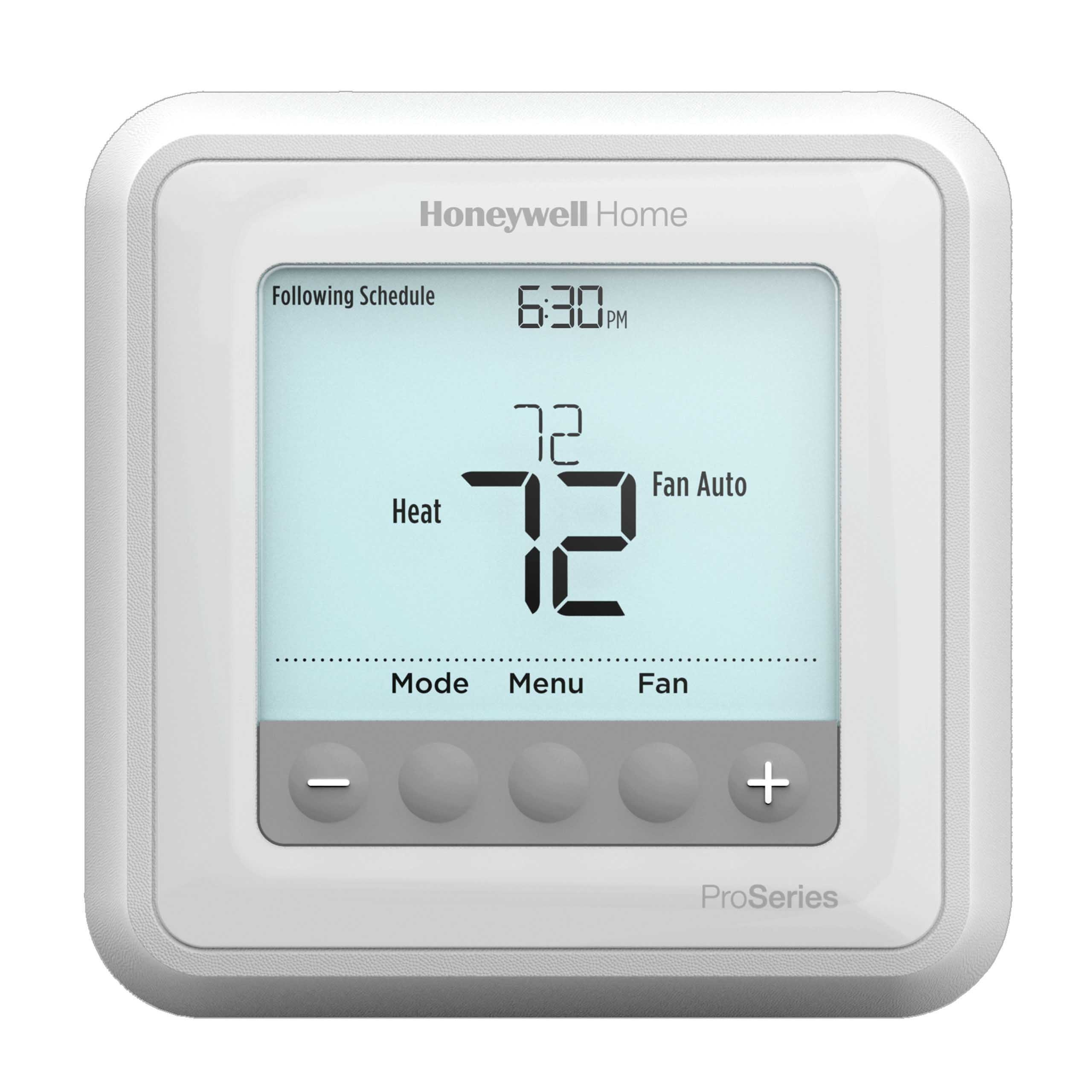 Honeywell T6 Pro Programmable Thermostat Review Jasonbox Your Weather Guide